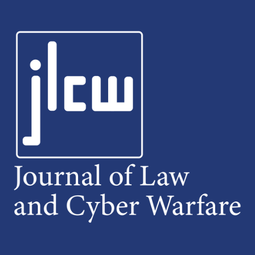 Journal of Law and Cyberwarfare, Cyber Terrorism, Cybersecurity